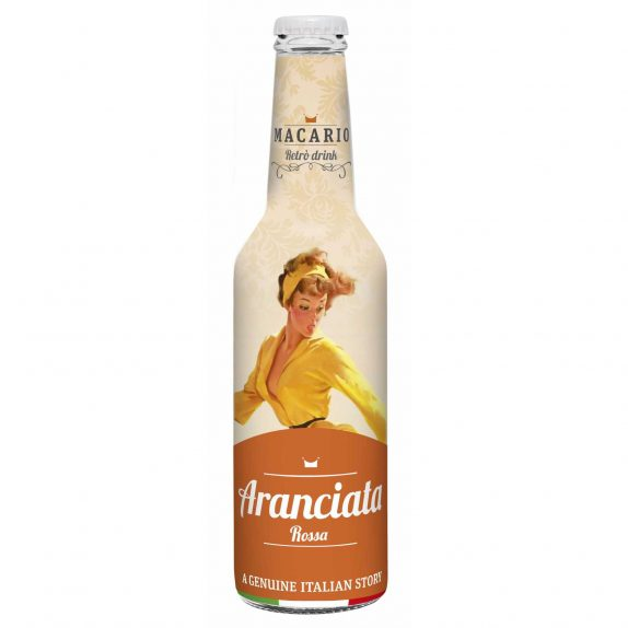 Macario<br>Orange sanguine<br>pétillante