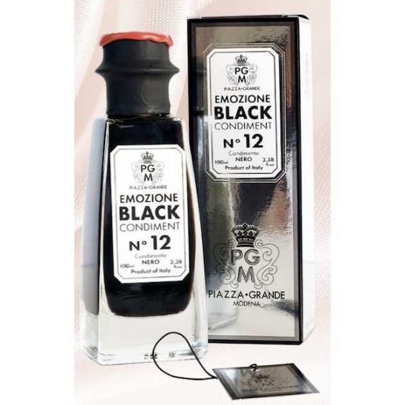 EMOZIONE BLACK  Condiment N°12  100ml