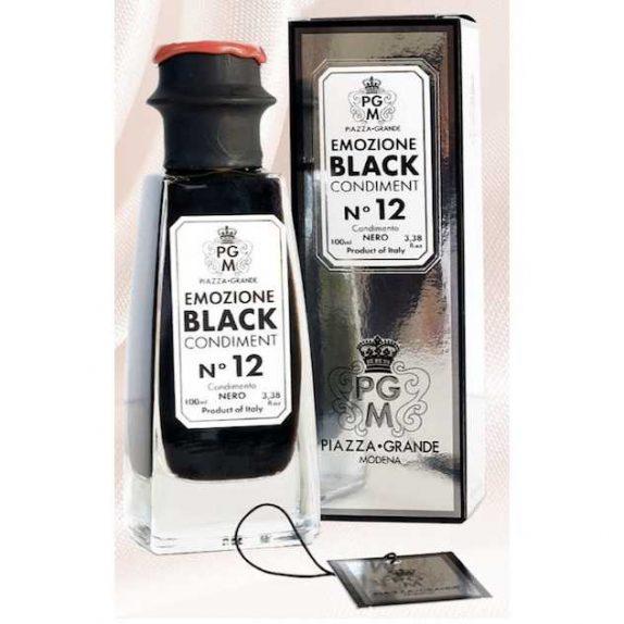 EMOZIONE BLACK  Condiment N°12  100ml