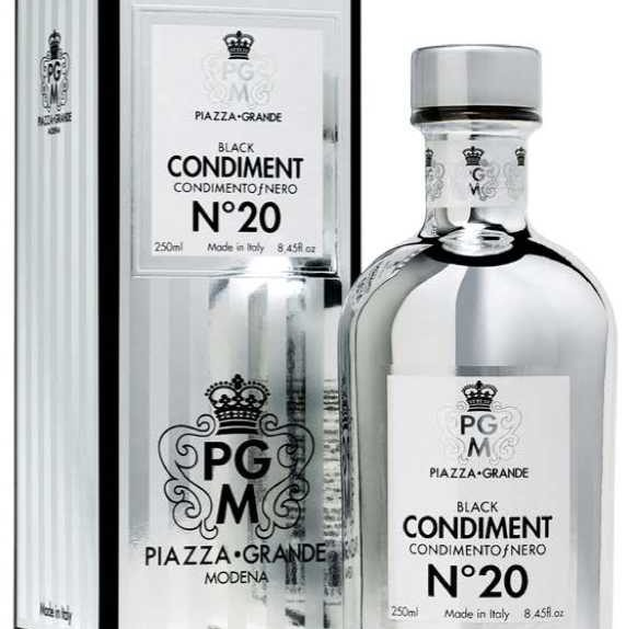 BLACK CONDIMENT N°20  250ml