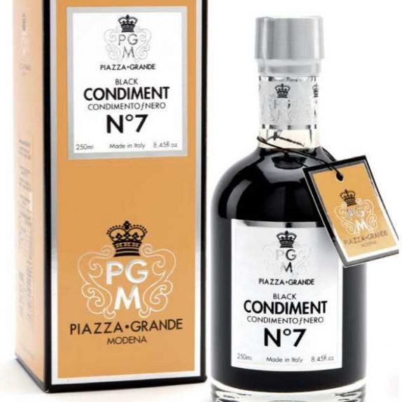 BLACK CONDIMENT N°7 250 ml