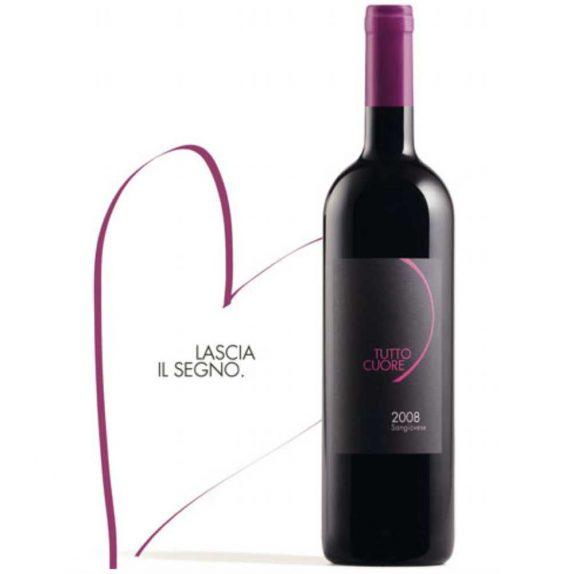 Capua Winery<br>Tutto Cuore<br>Rosso 2016<br>750 ml