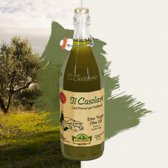 Extra Virgin Olive Oil Unfiltered<br> IL CASOLARE