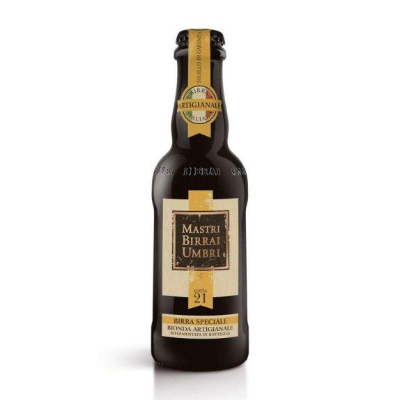 Birra Doppio Malto Bionda – Cotta 68<br>Mastri Birrai Umbri<br>300ml